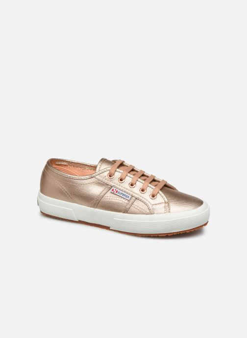 Baskets Superga 2750 Cotmetu C Rose vue détail/paire