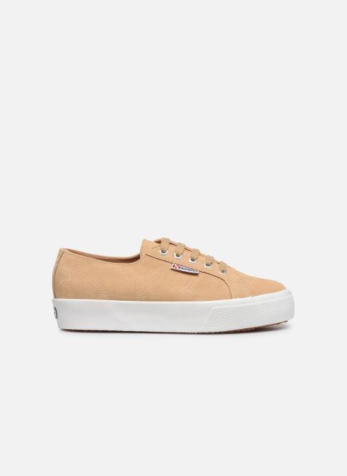 Sneakers Superga 2730 Sueu C Beige achterkant