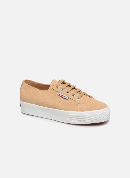 Sneakers Superga 2730 Sueu C Beige detail