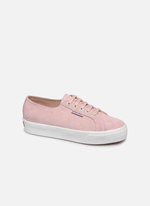 Sneakers Superga 2730 Sueu C Roze detail