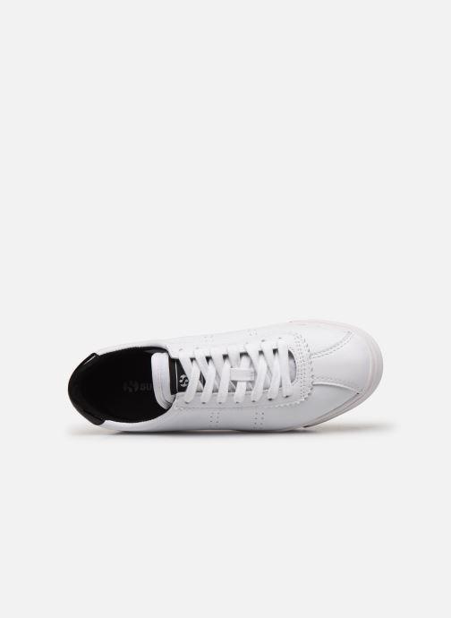 Sneakers Superga 2854 Club 3 Lea W C Wit links