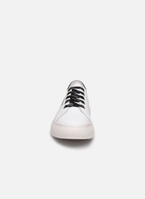 Sneakers Superga 2287 Nappa Patent Ail W C Wit model
