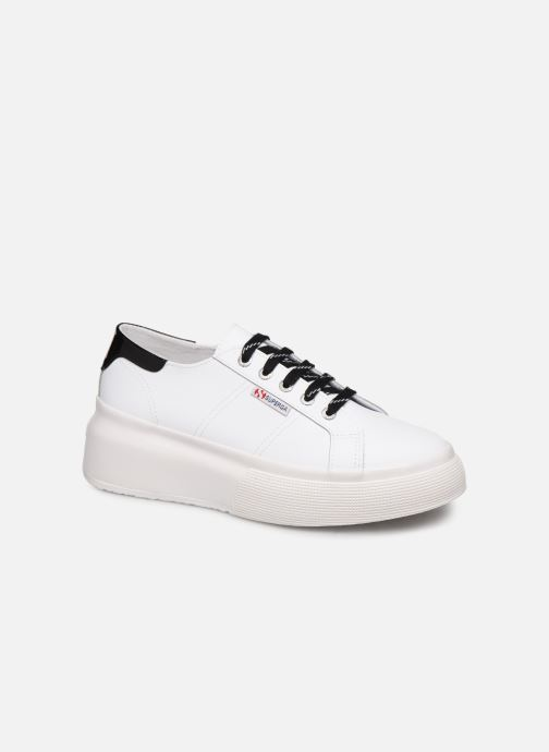 Sneakers Superga 2287 Nappa Patent Ail W C Wit detail