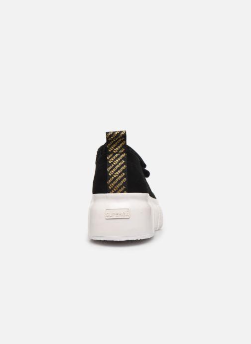 Sneakers Superga 2287 Sue Straps Tape W C Zwart rechts