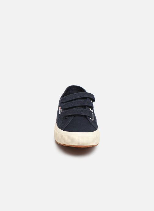 Sneakers Superga 2750 Cot 3 Strapu M C Blauw model