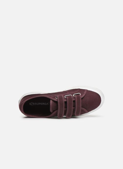 Sneakers Superga 2750 Cot 3 Strapu M C Bordeaux links