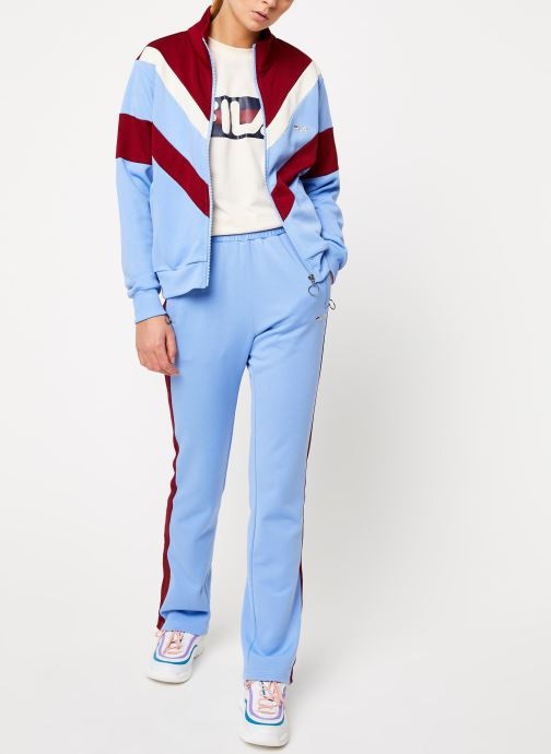 Vêtements FILA Catriona Bleu vue bas / vue portée sac