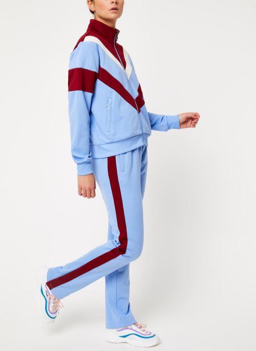 Vêtements FILA Nery Bleu vue bas / vue portée sac
