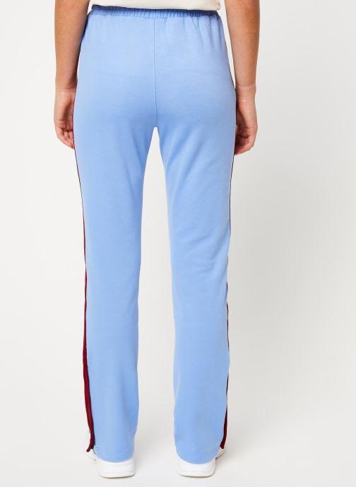 Vêtements FILA Nery Bleu vue portées chaussures