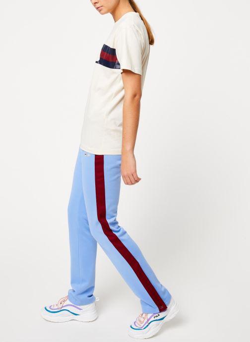 Vêtements FILA Azrielle Blanc vue bas / vue portée sac