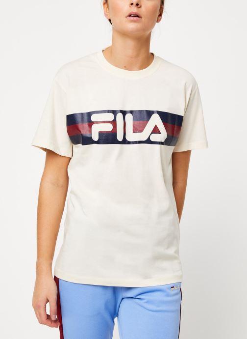 Vêtements FILA Azrielle Blanc vue droite