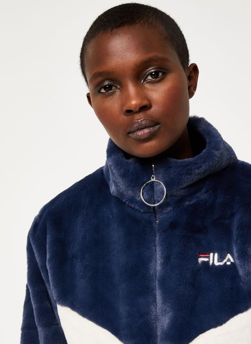 Vêtements FILA Charmaine Bleu vue face