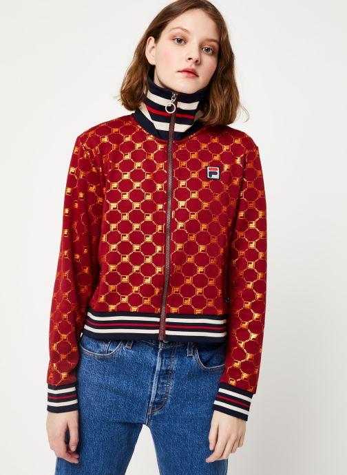 Vêtements FILA Leridwen Rouge vue droite