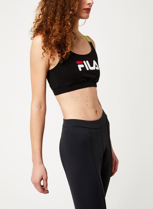 Vêtements FILA Rana Noir vue détail/paire