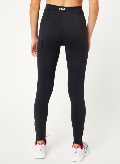 Fila Leggins Collants Femme Noir Sport Vêtements Pantalons