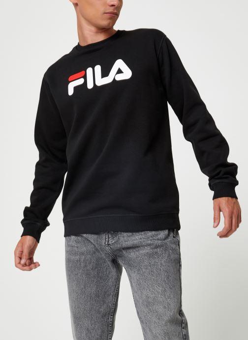 Vêtements FILA Pure Crew Sweat Noir vue détail/paire