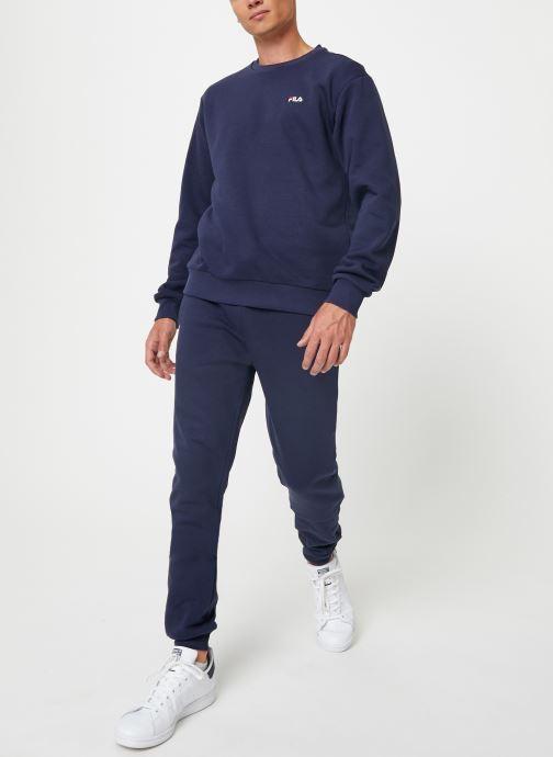 Vêtements FILA Efim Bleu vue bas / vue portée sac