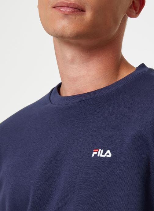 Vêtements FILA Efim Bleu vue face