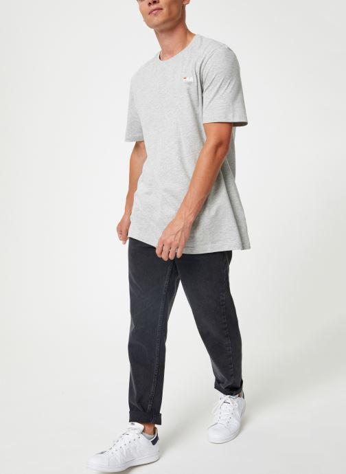 Tøj FILA Efim t-shirt Grå se forneden