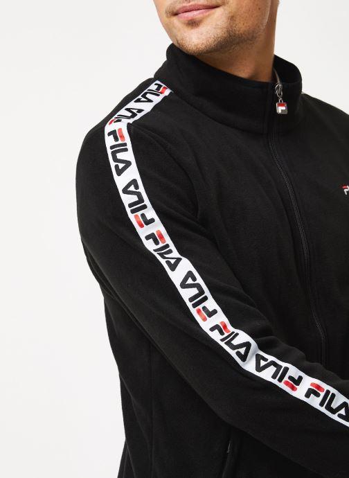 Vêtements FILA Luciano Noir vue face