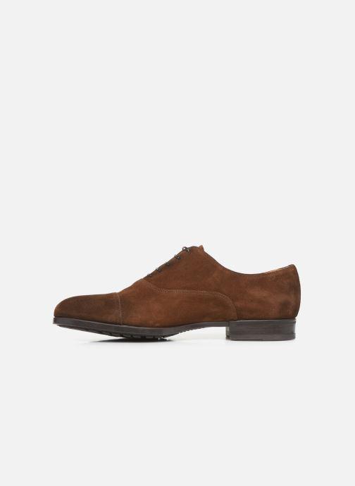 Doucal\'s OXFORD CAP TOE (Marron) - Chaussures à lacets chez  (404671)