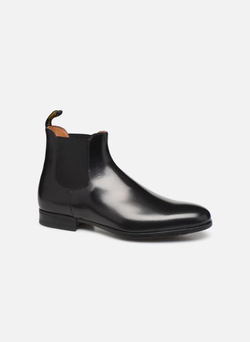 Bottines et boots Doucal's CHELSEA BOOT Noir vue détail/paire