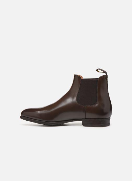 Bottines et boots Doucal's CHELSEA BOOT Marron vue face