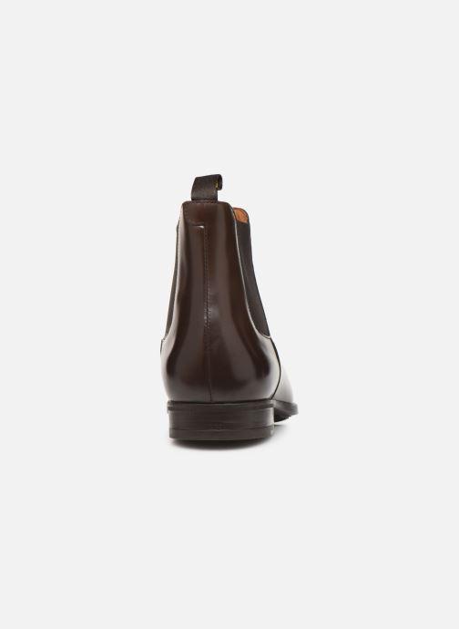 Bottines et boots Doucal's CHELSEA BOOT Marron vue droite