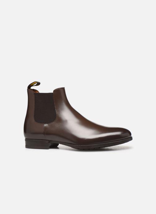 Bottines et boots Doucal's CHELSEA BOOT Marron vue derrière