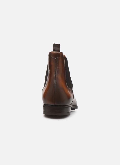 Stiefeletten & Boots Doucal's CHELSEA BOOT braun ansicht von rechts