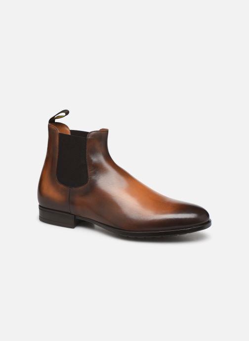 Stiefeletten & Boots Doucal's CHELSEA BOOT braun detaillierte ansicht/modell