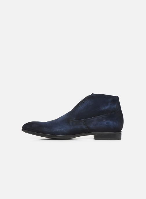 Ankle boots Doucal's CHUKKA Blue front view