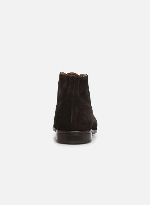 Bottines et boots Doucal's CHUKKA Marron vue droite