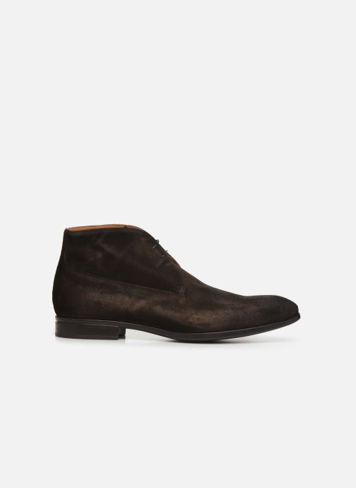 Ankle boots Doucal's CHUKKA Brown back view