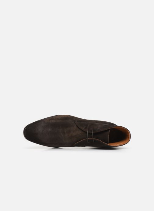 Bottines et boots Doucal's CHUKKA Marron vue gauche