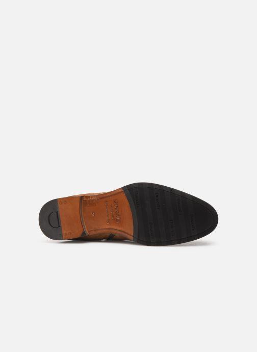 Bottines et boots Doucal's HALF BOOT CAP TOE Marron vue haut