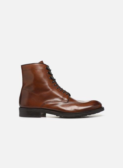 Bottines et boots Doucal's DERBY BOOT Marron vue derrière