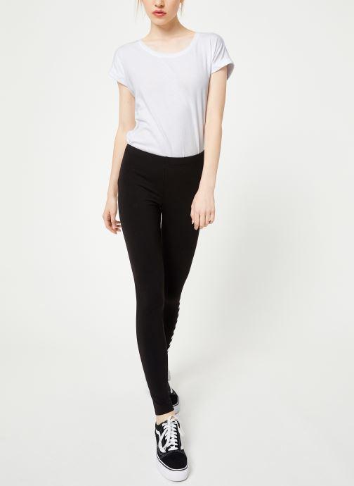 Vêtements Vans Chalkboard II Legging Noir vue bas / vue portée sac