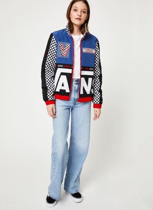 Vêtements Vans BMX Jacket Multicolore vue bas / vue portée sac