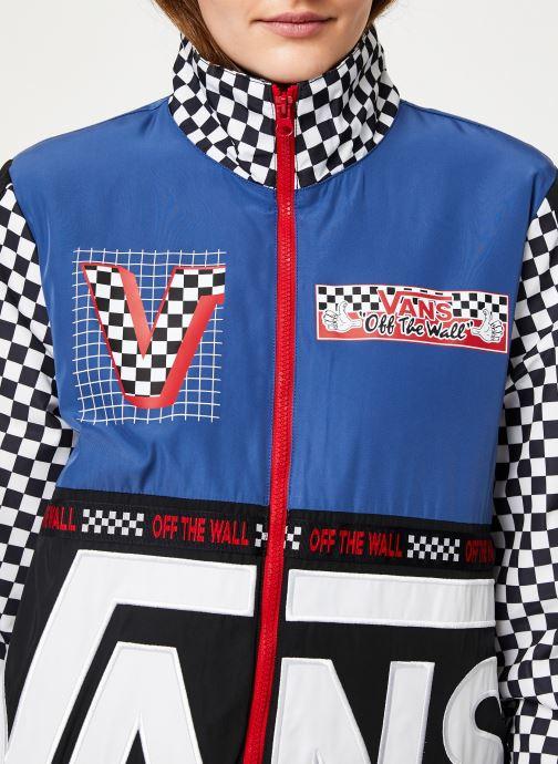 Vêtements Vans BMX Jacket Multicolore vue face