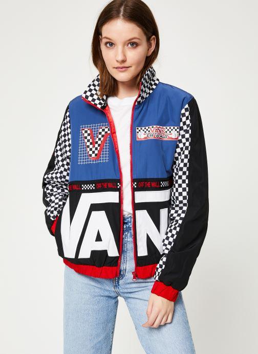 Vêtements Vans BMX Jacket Multicolore vue droite