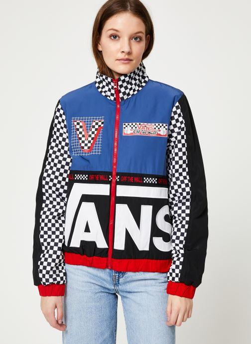 Vêtements Vans BMX Jacket Multicolore vue détail/paire