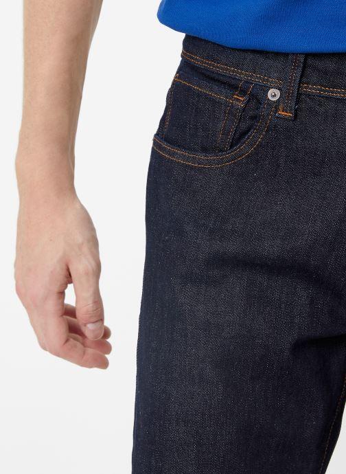 Vêtements Selected Homme Slhslim-Leon 1002 Pants Bleu vue face
