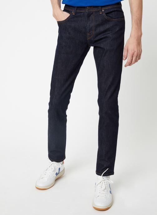 Vêtements Selected Homme Slhslim-Leon 1002 Pants Bleu vue détail/paire