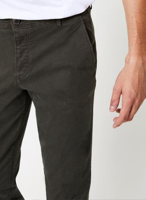 Vêtements Selected Homme Slhskinny-Luca Pants Noir vue face