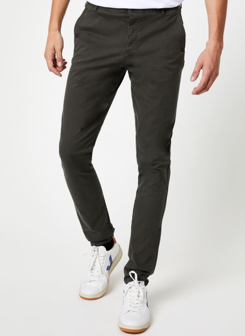 Vêtements Selected Homme Slhskinny-Luca Pants Noir vue détail/paire