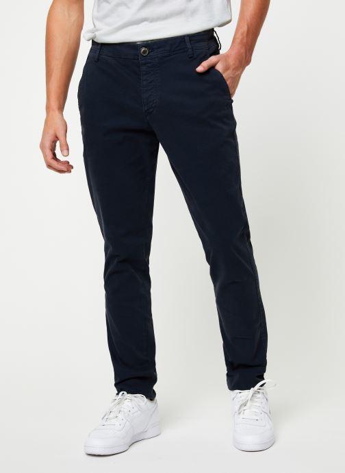 Vêtements Selected Homme Slhskinny-Luca Pants Bleu vue détail/paire