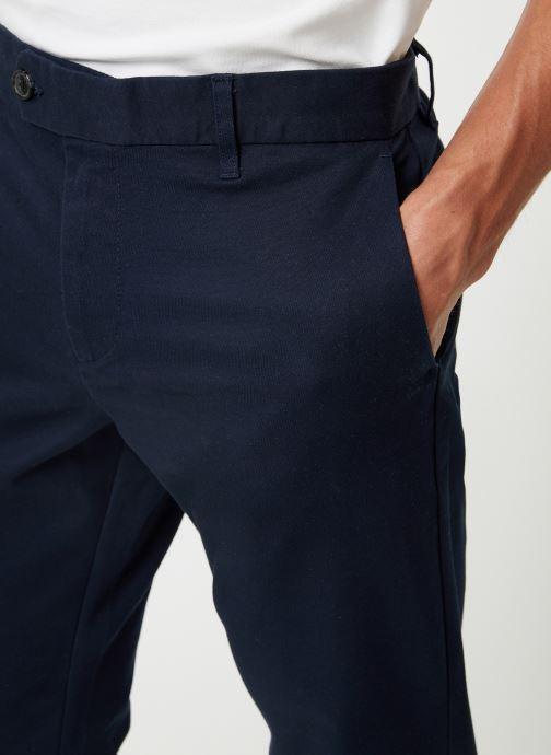 Vêtements Selected Homme Slhslim-Carlo Pants Bleu vue face