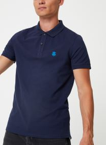Slharo Embroidery Polo