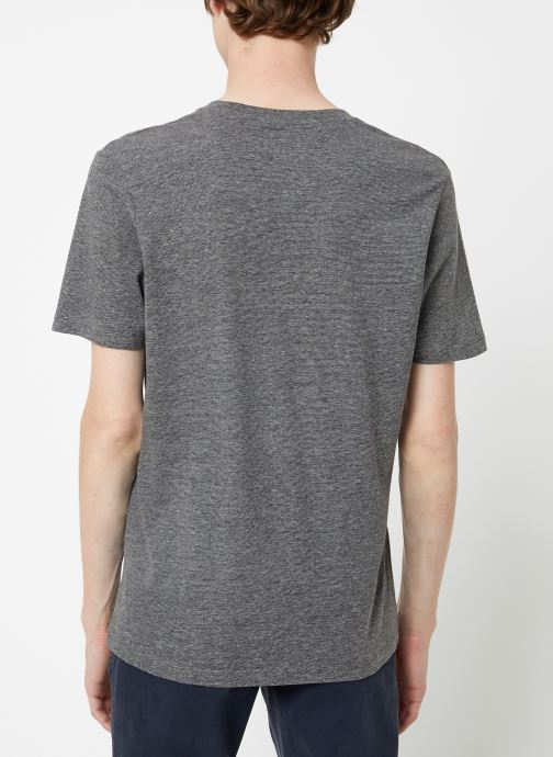 Kleding Selected Homme Slhtheperfect Mel Tee Zwart model